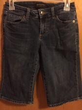 Juniors Banana Republic Size 0/25 Blue Jean Shorts