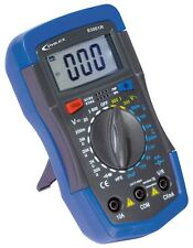 Philex 83001R Digital Multimeter 10A/600V con AC, DC, Condensatore & Batteria Test