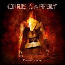 CHRIS CAFFERY - Pins And Needles  [Ltd.Edit.] DIGI CD  *SAVATAGE*