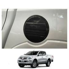 Mitsubishi Pickup L200 Triton 2015 2016 17 fit Tank Cover Fuel Cap Carbon 4 Door