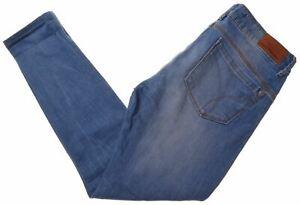 CALVIN KLEIN Womens Jeans W28 L28 Blue Cotton Slim D004