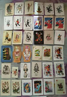 jokers playing cards collection 78 all different 1
