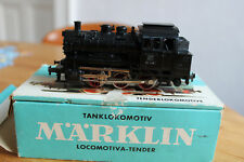 Märklin HO 3000 Dampf Lok BR 89 006 DB Tenderlokomotive TOP