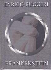CD + Libro **ENRICO RUGGERI • FRANKENSTEIN** ediz. speciale nuovo digibook