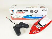 UK Mini RC Boat Ship Remote Control Speedboat Racing Motorboat Kids Water Toy