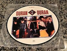 Duran Duran Picture Disc! Limited. The Cure David Bowie The Police U2 INXS A-Ha