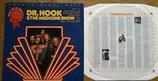 Dr Hook and The Medicine Show - Golden Highlights LP. Rare Dutch 1985.