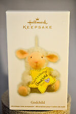 Hallmark: Godchild - Lamb - You're A Blessing - Born in 2012 - Keepsake Ornament