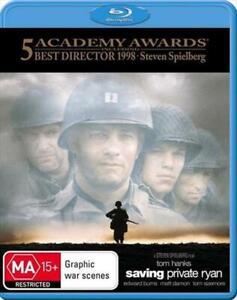 Saving Private Ryan Blu-ray