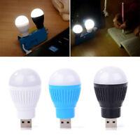 Camping Flashlight Mini Lamp USB LED Light USB Powered Light Bulb USB Bulb