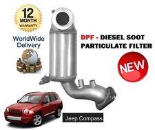 Per JEEP COMPASS 2.0 CRD 2008-4/2010 NUOVO DPF Diesel fuliggine filtro del particolato