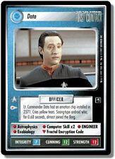 Star Trek CCG FC First Contact Data