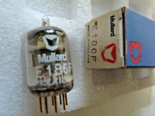 E186F Mullard Special Quality Tube Valve New Old Stock  1 pc OT