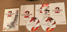 Guild Wars 2 Heroic Edition (PC DVD-ROM) 2 Disc Set Excellent Game
