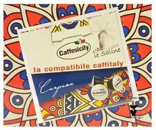 """120 CAPSULE COMPATIBILI CAFFITALY """" Miscela Corposo """"  le saline"""