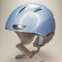 SMITH INTRIGUE Womens Helmet SMALL S  Blue Pearl / Ski Snowboarding