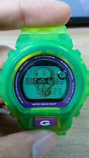 Vintage Custom G-Shock Skull ICERC. Poison Jelly Green Neon Lumines Grow in Dark