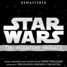 John Williams - Star Wars - The Phantom Menace - New Remastered CD