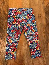 Polo Ralph Lauren Girls Floral Leggings Age 2