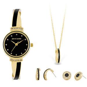 Orologio Donna Set regalo Pierre Cardin PCX6855L297 Orologio Collana Orecchini