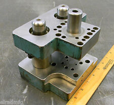 Punch Press Die Shoe Tooling Pneumatic Press Die Frame Air Bench Press 007