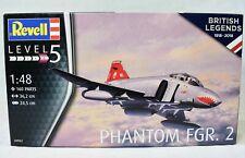 Revell British Legends McDonnell Douglas Phantom FGR.2 1/48 Scale Kit 04962