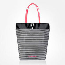 NEW VICTORIA'S SECRET St. Barth's Striped Beach Swim Travel Getaway Tote Bag