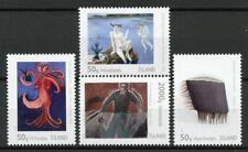 Iceland Art Stamps 2019 MNH Icelandic Art X Paintings 4v Set