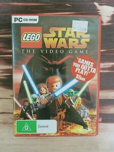Lego Star Wars The Video Game PC Game free post