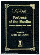 Fortress of the Muslim (Pocket Size, Leather Bound -  Deluxe Edition)