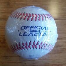 Rawlings Official League Baseball Crolb 9 inches 5 oz