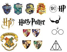 Birthday Cake Edible Image Printed Topper Decoration HARRY POTTER SPECIAL A5