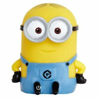 MINION DAVE SOFT LITES NIGHT LIGHT BRAND NEW - SPOTLITE 10 MIN AUTO SHUT OFF