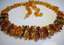Genuine Baltic Amber Necklace 20 g. !!!