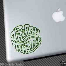 TRIPPY TURTLE VINYL STICKER CAR DECAL cashmere cat fofofadi lido shirt cd ep