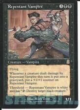 MTG Magic the Gathering TCG ODYSSEY Repentant Vampire Black 157 / 350