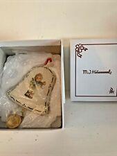 New Listing2008 Goebel Hummel Bell Ornament Danbury Mint New In Box