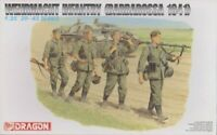 1:35 Dragon #6105 Wehrmacht Infantry (Barbarossa 1941)
