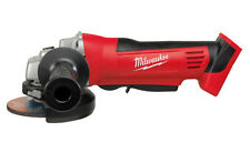 Milwaukee Cordless Grinder Hd18ag125-0 18 Volt M18 Bare Tool 125mm 5 Inch