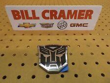 92242457 2010-2013 Chevrolet Camaro OEM Transformer Edition Fender Emblem