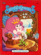 SnuggleBumms coloring book RARE