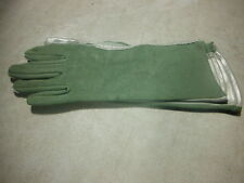 ANSELL GREEN AVIATOR FLYER GLOVES 46-400 104484 276011 SIZE 5 ~ NEW