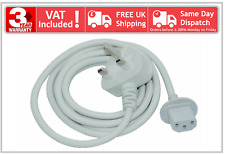 For Apple iMac G5 A1224 A1225 A1311 A1312 Power Lead Cable 3 Pin UK Plug Cord