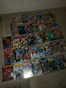 Eclipse comics lot Different titles all new *High Grade*prowler,valkyrie,liberty