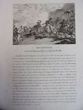 RICHEPANSE Général de division, né en 1770, Département de la Moselle