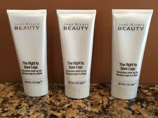 3-PK JOAN RIVERS THE RIGHT TO BARE LEGS COVER-UP TATTOO SCAR VEIN LOTION *FAIR