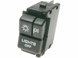 For 1986-1989 Buick Skyhawk Headlight Switch SMP 46972NR 1987 1988