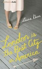 London Is the Best City in America by Laura Dave (2015, CD, Abridged)