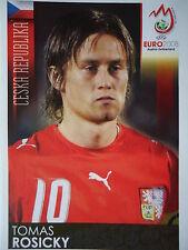 Panini 91 Tomas Rosicky Tschechien UEFA Euro 2008