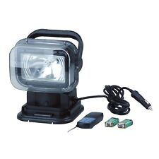 Ultra Performance 55 W HID Xenon Spotlight Remote Control & 360° Magnetic Base
